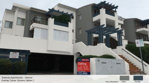 Toowong Apt - exterior - option 2